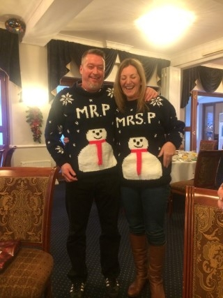 Shanee wedding jumpers. (Mobile)