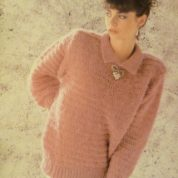 ARGYLL KNITTING PATTERN 839