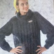 ARGYLL KNITTING PATTERN 841