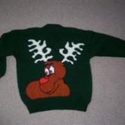 Cute Rudolph..
