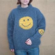 Mohair Smiley