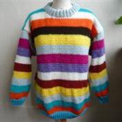 Multicoloured Stripe