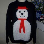 Big Happy Snowman