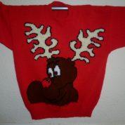 Cute Rudolph