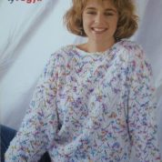 ARGYLL KNITTING PATTERN 1076