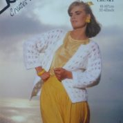 ROBIN KNITTING PATTERN LEAFLET14245
