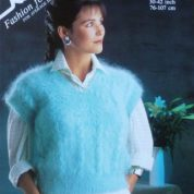ROBIN KNITTING PATTERN LEAFLET14512