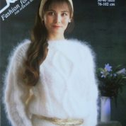 ROBIN KNITTING PATTERN LEAFLET14515
