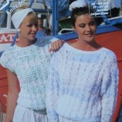 ROBIN KNITTING PATTERN LEAFLET14646