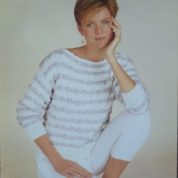ARGYLL KNITTING PATTERN 563