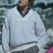 ARGYLL KNITTING PATTERN 814