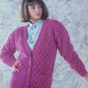 ARGYLL KNITTING PATTERN 834