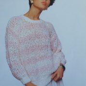 ARGYLL KNITTING PATTERN 855