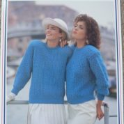 Argyll knitting pattern 934