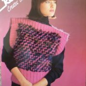 ROBIN CREATES THE LOOK KNITTING PATTERN LEAFLET14039 CHARADE SLIPOVER