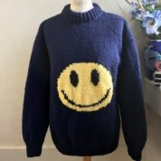 Navy Smiley