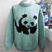 Green Pandaman