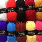 1000grms 10 x 100grm Mixed Colour Pack 2 New Fashion Chunky