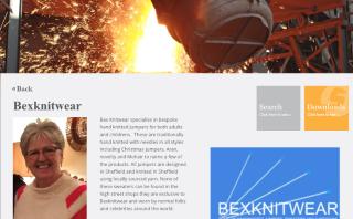 bexknitwear made in sheffield