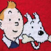 Red Tin Tin And Snowy