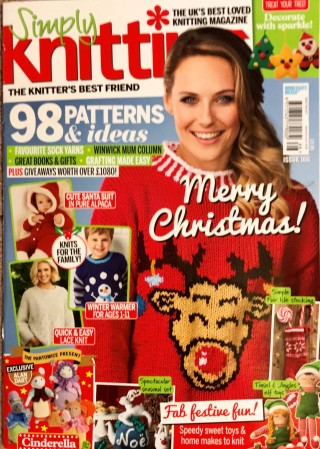 Simply Knitting Magazine (Mobile)