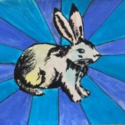 Pop Art Rabbit