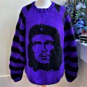 Che Guevara Purple Stripe